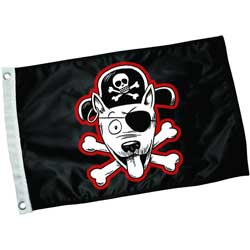 Pirate Pet Flag