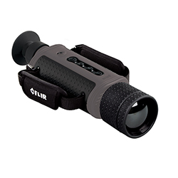 First Mate II HM-307XP+ Handheld Thermal Night Vision Camera