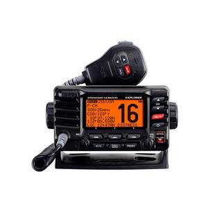 GX1700 Compact VHF with GPS, Black