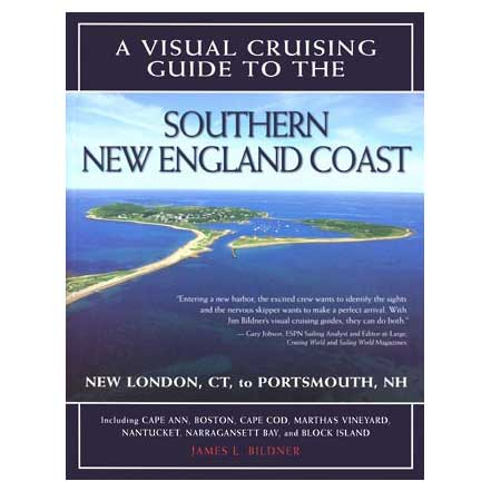 Paradise Cay Visual Cruising Guide to the Southern New England Coast Sale $39.95 SKU: 14541890 ID# INT427 UPC# 9780071489195 :