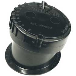 Plastic In-hull Mount Adjustable Smart Sensor with Depth (NMEA 2000®) - Airmar P79