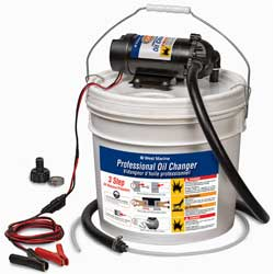 Professional Oil Changer, 12V Bucket