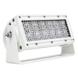 "M-Series 6"" LED Deck Light with 60 Degree Lens"