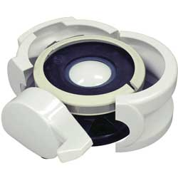 Marine Toilet Bowl Base Kit, White