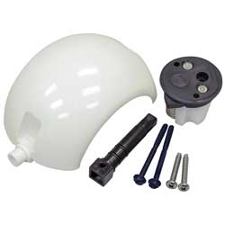 Toilet Flush Ball and Shaft Kit