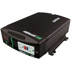 PROwatt SW 600 Power Inverter, 120 Vac / 60Hz