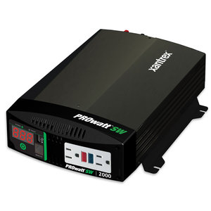 PROWatt SW True Sine Wave Inverter, 600W, 120V AC
