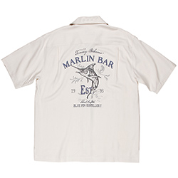 Men's Blue Fin Distillery Camp Shirt
