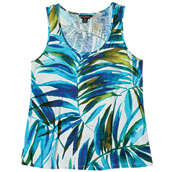 Women's Cape Palms Tank