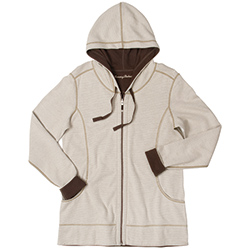 Women's Lighthouse Micro Stripe Full-Zip Jacket