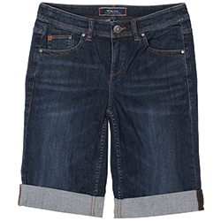 "Women's Marin Denim 15"" Bermuda Shorts"