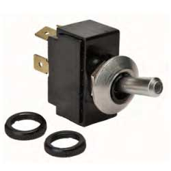 Toggle Switch On-Off SPST, Universal