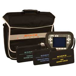 STATS Diagnostic System Complete Kit For: Mercury/Mercruiser/MEFI, BRP, Yamaha