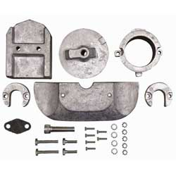 Anode Kit For Mercruiser Alpha 1 Gen II (1991 & UP)