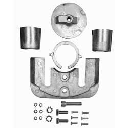 Anode Kit Mercruiser Bravo I - All Years