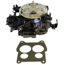 Carburetor (Remanufactured) Universal Q-jet with Electric Choke