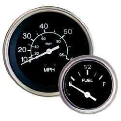 Heavy Duty Intrument Gauges