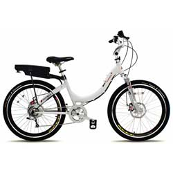 Stride R Electric Bike 8 Speed, 36V, 300W