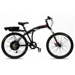 Phantom X Electric Bike 8 Speed, 36V, 500W
