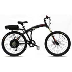 Phantom X2 Electric Bike 8 Speed, 36V, 500W