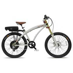 Outlaw SE Electric Bike 8 Speed, 48V, 750W