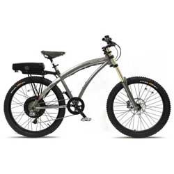 Outlaw EX Electric Bike 8 Speed, 48V, 750W
