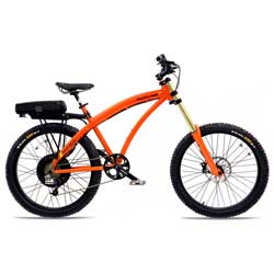 Outlaw SS Electric Bike 8 Speed, 48V, 750W