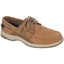 Men's Blue Fin Boat Shoes