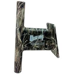 "5"" Transom Mount For Use with 8, 10 or 12' Anchor Pole, Camo"