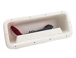 Sail Systems Plastic Coaming Box W/Fiddle