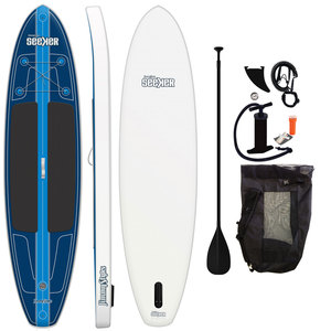 "10'6"" Seeker Inflatable Stand-Up Paddleboard Package"
