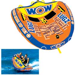 Lugz -2 Person Towable Tube