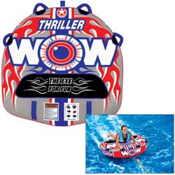 Thriller Towable Tube