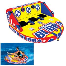 Super Bubba Towable Tube