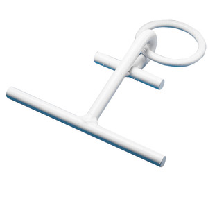 PortaCleat™ Portable Dock Cleat, White