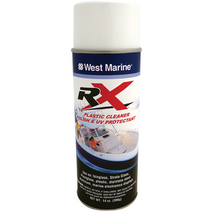 RX Plastic Cleaner, Polish & UV Protectant