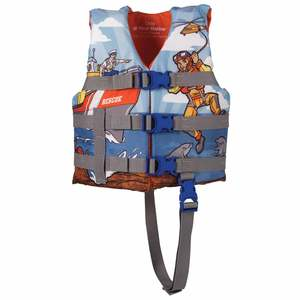 Kids' Character Life Jacket, Youth 30-50lb., Rescue