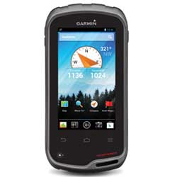 Monterra Handheld GPS Navigator with Worldwide Basemap