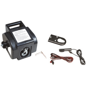 Power Trailer Winch