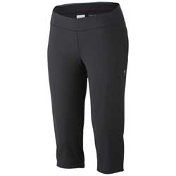 Women's Back Beauty Capri