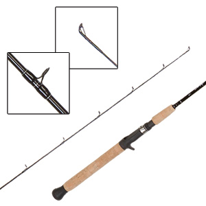 Inshore Conventional Rod, Medium-Heavy Power, 15-25lb. Line Class, 7'