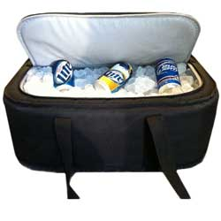 Stow-N-Go Cooler 38 Cans Plus 14lb of Ice