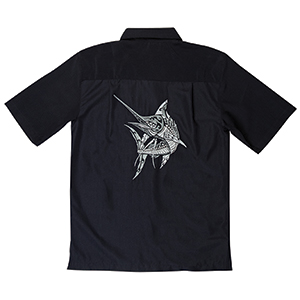 Men's Gone Fishin' Woven Shirt