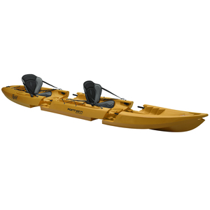 Tequila! GTX Tandem Modular Sit-On-Top Kayak, Yellow