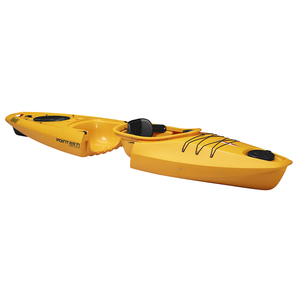 Martini GTX Solo Modular Sit-Inside Kayak, Yellow