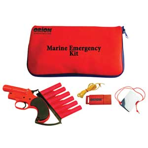 Coastal Alerter Signal Kit with Accessories