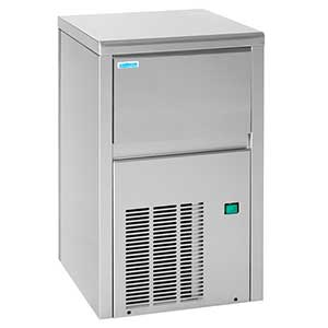 Stainless Steel Clear Ice Maker, AC 115V/60Hz