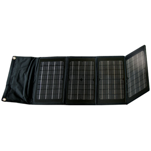40W Foldable Monocrystalline Solar Panel