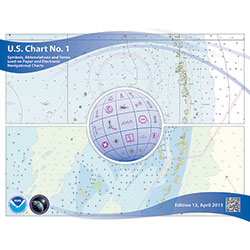 U.S. Chart No. 1: Symbols, Abbreviations and Terms used on Paper and Electronic Navigational Charts, 12th edition
