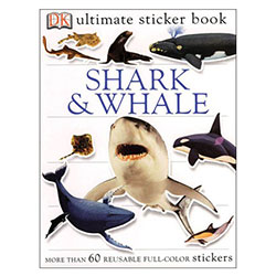 Ultimate Shark and Whale Sticker Book